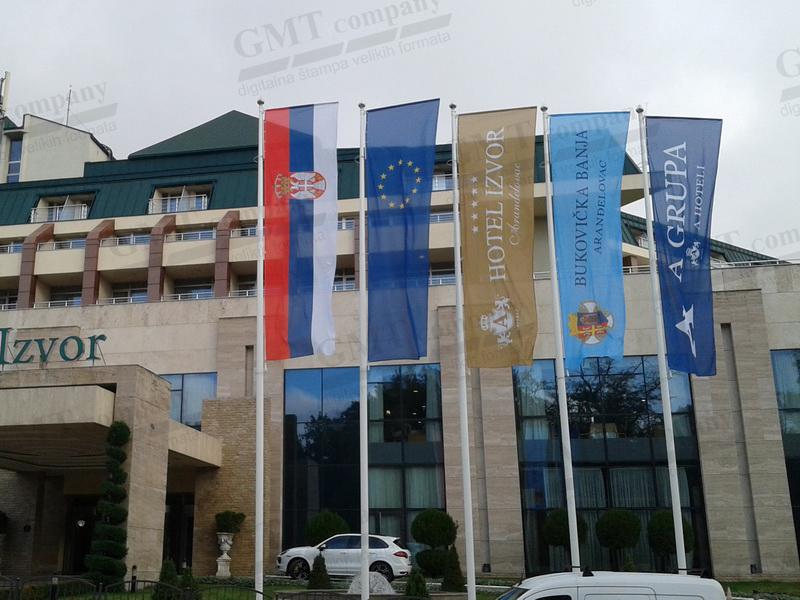 Spoljne zastave.